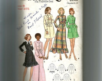Butterick Misses'  Dress Pattern 6852