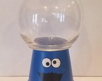 Cookie Monster Cookie/Snack Jar