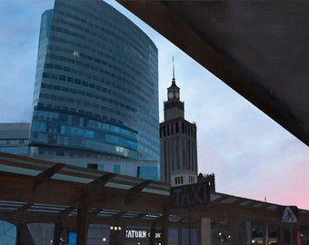 Warsaw, Early Morning