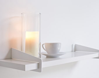Wallstirrups® for IKEA shelving