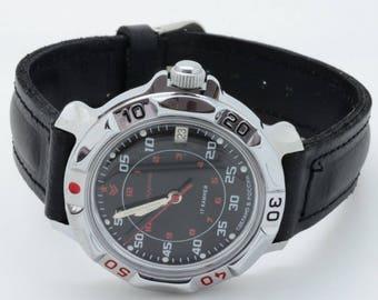 Vostok Komandirskie Russian Military& Sport Watch