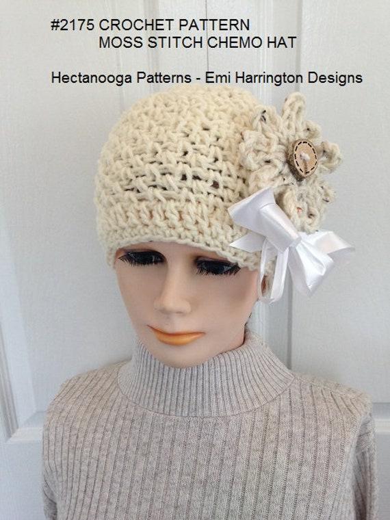 Chemo Hat Crochet Pattern Hair Loss Hat Crochet Hat Pattern