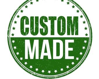 Custom Made Stole for Rem's Classmates