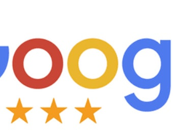 Google Places, Trustpilot or Feefo Review Rating 5 star Review