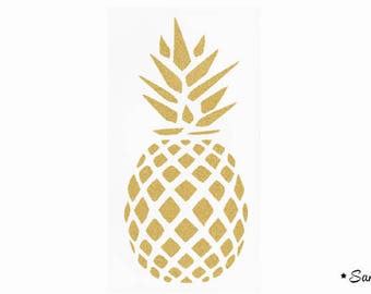 Pineapple pattern flex fusible