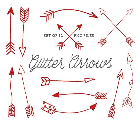Tribal Arrow Clip Art