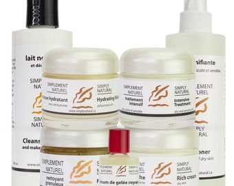 Complete Skincare Bundle For Dry Skin Types