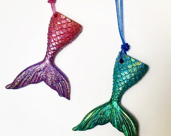 12-Magical Mermaid Tail Necklaces