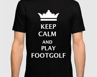 Footgolf garder calme chemise S-XL