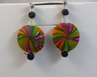 Pendant earrings All colors