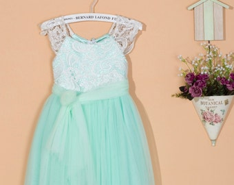 Mint green dresses Etsy