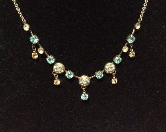 Avon Rhinestone Necklace