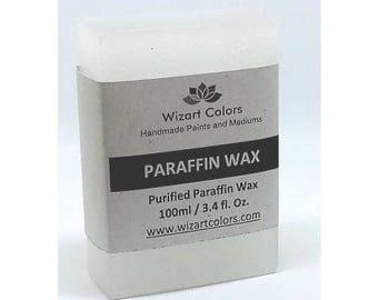 Paraffin Wax Block