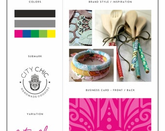 Business Logo, Branding Kit, Branding Package, Photography Logo, Branding Kit Design, Blog Branding Kit, Business Branding, Logo Design