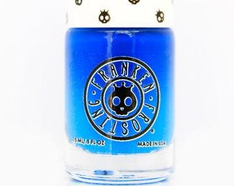 Surf's Up Color Changing Nail Polish - Temperature Blue/Light Blue Nail Polish