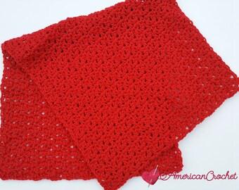 Sweet Lacy Lovey Crochet Pattern