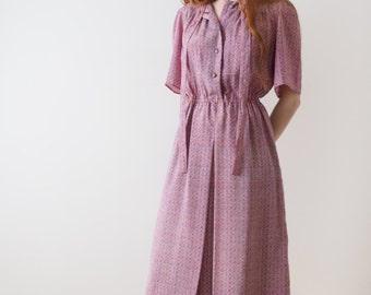 Jane, Japanese vintage dress, small - medium