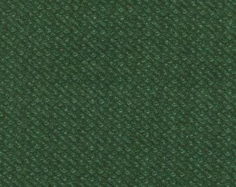 Maywood Woolies Cream Blue Green Nubby Tweed FLANNEL Fabric MASF-18505-G2 BTY
