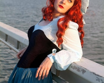 "The Little Mermaid ""Human Ariel"" 8x10"" Print"