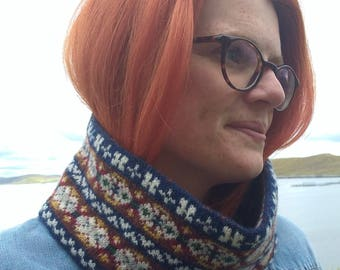 Traditional Cowl