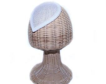 Buckram Teardrop - Small - Hat Making Supplies