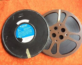 "16mm Film ""THE BLUE HOTEL"""