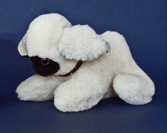 Sewing Pattern Make a Loveable Lamb stuffed Animal Pattern Easy Design from Fantasy Creations