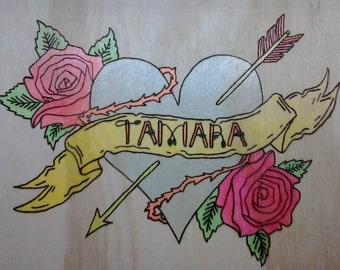 Heart Wall Art