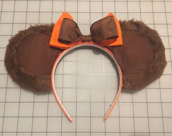 Wicket Mouse Ears - Ewok Inspired Ears