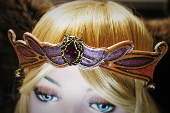 medieval, fairy, fantasy tiara, headband, hairstyle, crown