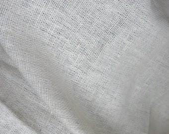Hemp and cotton shuttle fabric, H 150 cm (59.05 inch), for sale by Metro