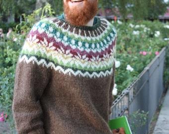 Your individual icelandic sweater! // Made to order Islandpullover