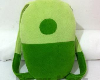 Finn/Fionna Adventure Time Pillow Bag Backpack