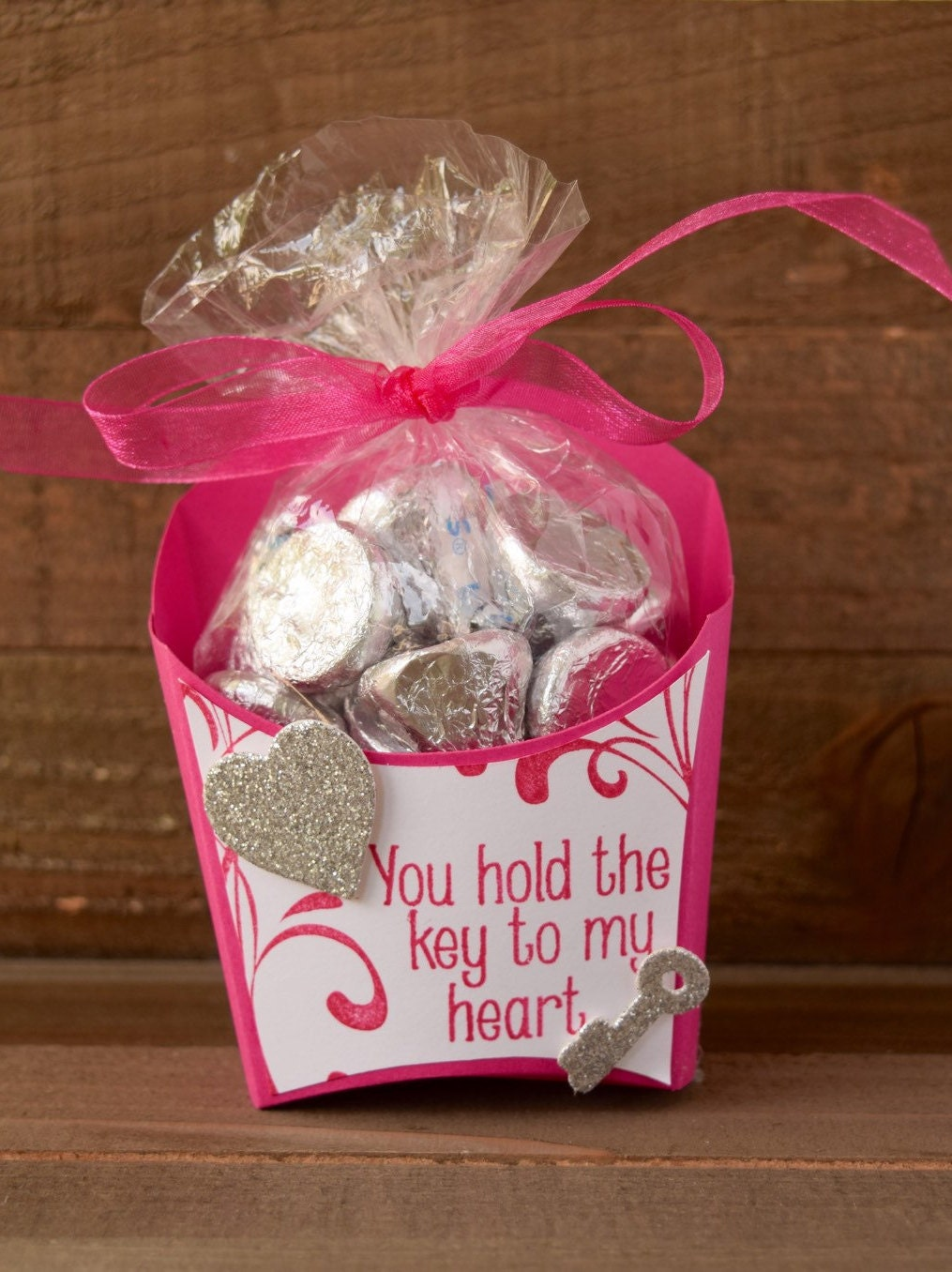 Valentine Party Favor Valentine Treat Box Classroom
