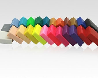 24 Colors  Polymer Clay Resin Material Craft Clay