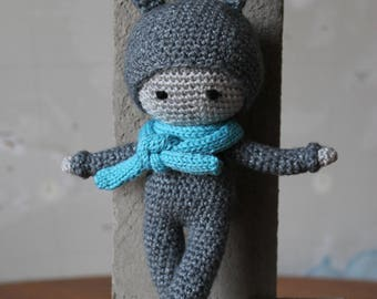 Hand crafted Bunny
