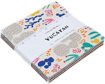 Yucatan Charm Pack- Moda