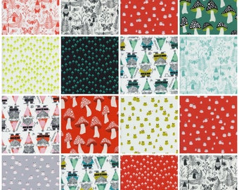 PRESALE: Front Yard by Sarah Watts for Cotton + Steel Patty Fat Quarter Pack