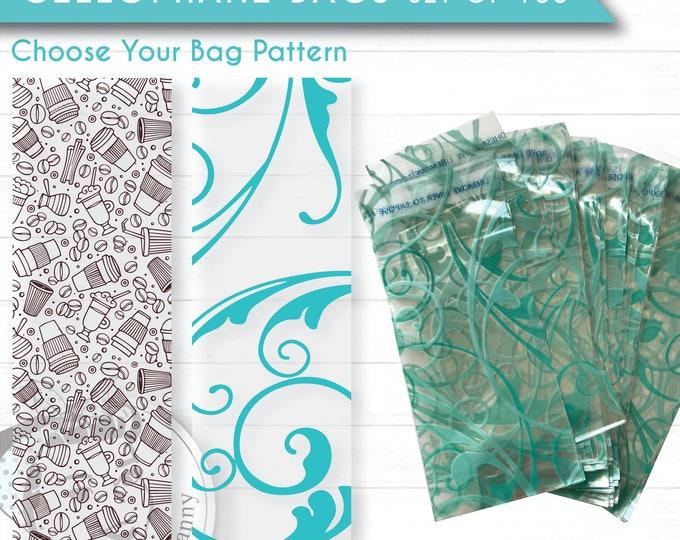 Sample Kit Cellophane Bags