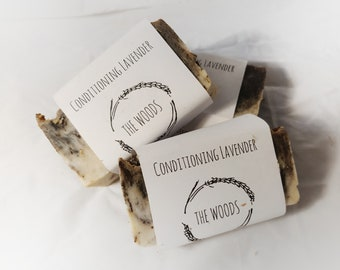 Conditioning bar- handmade Cold process soap