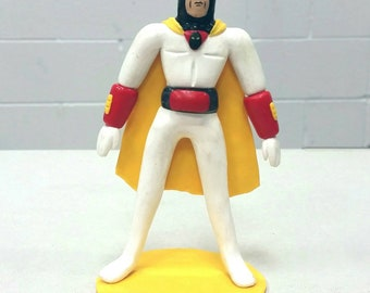 Space Ghost Custom Figure