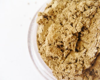 SAMPLE Vintage Gold- All Natural Mineral Eyeshadow (Vegan)