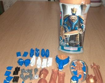 LEGO Castle Knight's Kingdom KING MATHIAS 8796