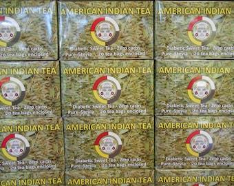 American Indian Tea