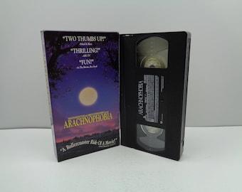 Arachnophobia VHS