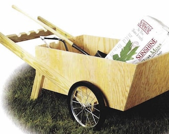 Utility Cart Woodworking Plans