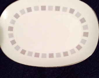 Arroyo by Noritake China Japan oval  serving platter