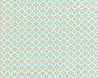 Miss Kate Flannel - Sunshine Gray from Bonnie & Camille for Moda Fabrics - 55095 12F - Gray Blue - 1/2 yard Flannel