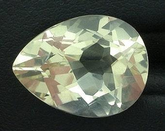 16x12 pear citrine gem stone gemstone