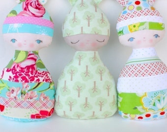SALE Bitty Bug PDF Doll Pattern